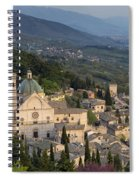 Assisi Pano Spiral Notebook