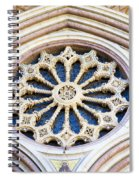 Assisi Plenaria Design Spiral Notebook