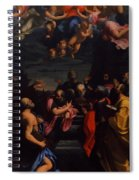 Assumption 1600 Spiral Notebook