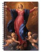 Assumption Of The Virgin 1580 Spiral Notebook