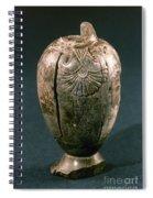 Assyrian Jug Spiral Notebook