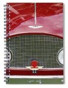 Astonmartin Db2/4 Mark IIi Spiral Notebook