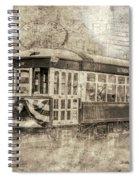 Astoria Trolley Spiral Notebook