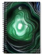 Astral Vision. When Sadness Goes Away Spiral Notebook