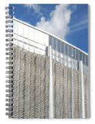 Astrodome Spiral Notebook