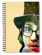 Astrologer Spiral Notebook