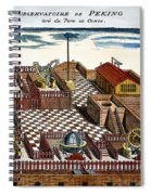 Astronomical Observatory Spiral Notebook
