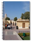 Astronomy Of Giants. Narivalaya Yantra. Spiral Notebook