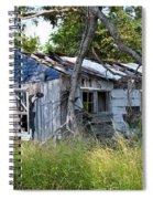 Asure Shack Spiral Notebook