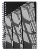 Asylum Windows Spiral Notebook