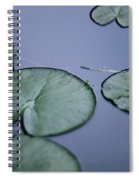 At Claude Monet's Water Garden 2 Spiral Notebook