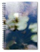 At Claude Monet's Water Garden 4 Spiral Notebook