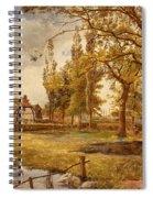 At Hale Lancanshire Spiral Notebook