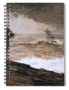 At High Sea Spiral Notebook