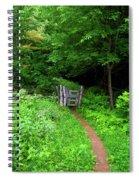 At Ma Gate Spiral Notebook