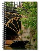 At Magdalene Bridge. Spiral Notebook