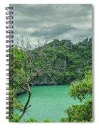 At Moo Koh Angthong Marine Park Spiral Notebook