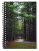 At Peace Spiral Notebook