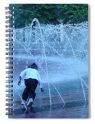 At Play Spiral Notebook