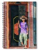 At Puri Kelapa Spiral Notebook
