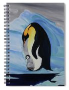 At Sea Spiral Notebook