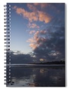 At Sundown 12/24/15 Spiral Notebook