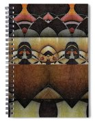 At The Anatomical Theatre Spiral Notebook