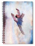 At The Ballet Spiral Notebook