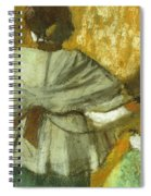 At The Couturier, The Fitting Spiral Notebook