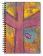 At The Cross Spiral Notebook
