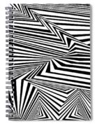 At The End Of The Knot Spiral Notebook