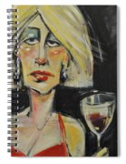 At The Gala - Reprise Spiral Notebook