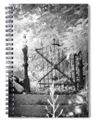 At The Old Gate Spiral Notebook