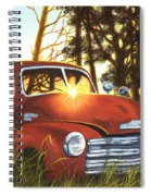 At The Old Homestead Spiral Notebook