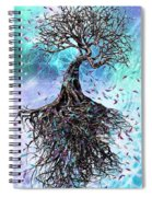 At The Root Of All Things Spiral Notebook