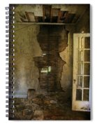 At The Seams Spiral Notebook