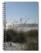 At The Seaside Spiral Notebook