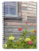 At The Shelburne Spiral Notebook