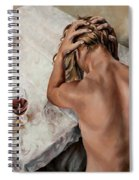 At The Table Spiral Notebook