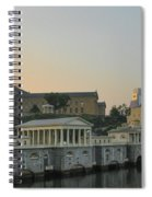 At The Waterworks - Phildelphia Spiral Notebook
