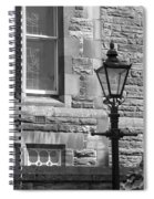 At The Window. Spiral Notebook