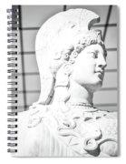 Athena Spiral Notebook