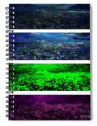 Athens Is Dreaming 4u Spiral Notebook