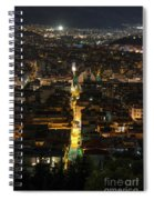 Athens True Colors Spiral Notebook