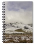 Atigun Pass Brooks Range Alaska Spiral Notebook