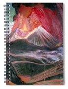 Atl: Volcano, 1943 Spiral Notebook