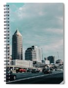 Atlanta Georgia Spiral Notebook