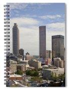 Atlanta Georgia Spiral Notebook