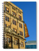 Atlanta Life Sign In Birmingham Alabama Spiral Notebook