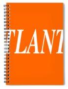 Atlanta Spiral Notebook